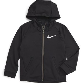 Nike Dri-FIT Training Hoodie (Toddler Boys & Little Boys) | Nordstrom