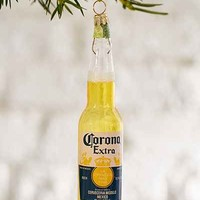 Corona Bottle Ornament - Urban Outfitters