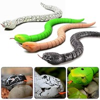 Gadgets Rattle Snakes Machine Remote Control Snake Radio Control Toys For Kids