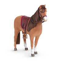 American Girl® Accessories: Chestnut Horse