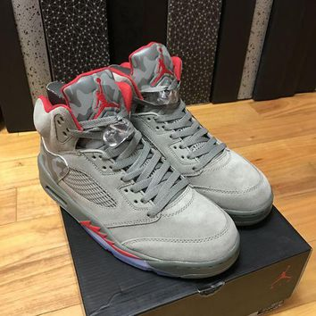 PEAPON Jordan 5 Retro Bape X Trophy Room