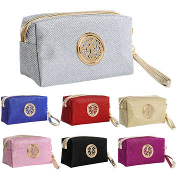 1Pc Multifunction Travel Cosmetic Makeup Bag Toiletry Organizer Storage Pouch Case