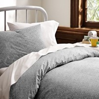 Mini Dot Bedding Bundle, Grey