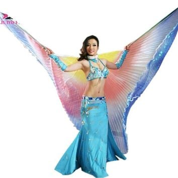 360 Degree Pastel Butterfly Wings