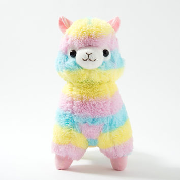 Alpacasso Plushie - Rainbow (Big)