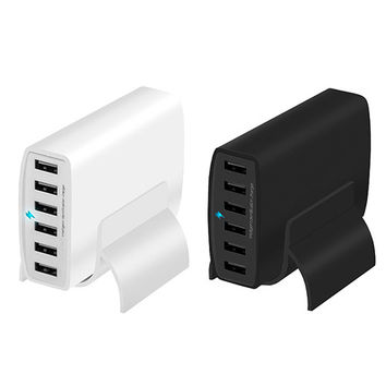 6 Ports Desktop USB Charger