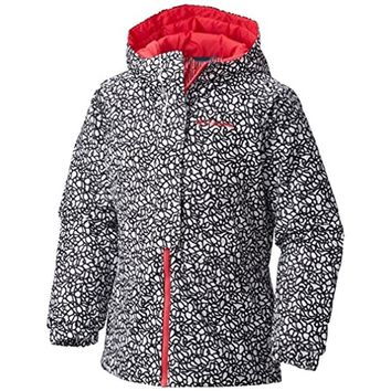 Columbia polar plush hooded anorak parka