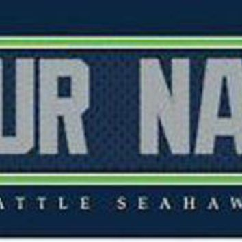 DCCK8X2 Football-NFL Jersey Stitch Print Seattle Seahawks Personalized for YOU!