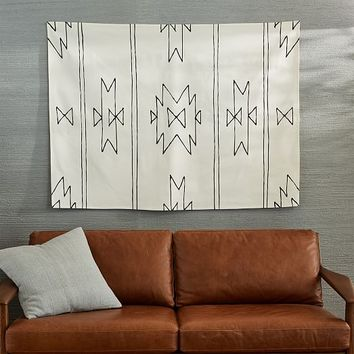 Little Korboose Cotton Tapestry - New Mexico