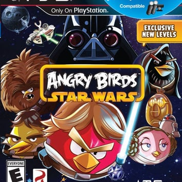Angry Birds Star Wars - Playstation 3 (Game Only)