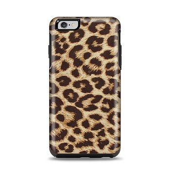 The Simple Vector Cheetah Print Apple iPhone 6 Plus Otterbox Symmetry Case Skin Set