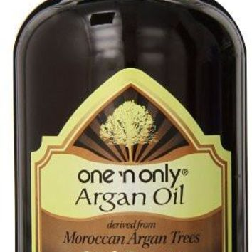 one 'n only Argan Oil Curl Cream Derived from Moroccan Argan Tress 10 oz