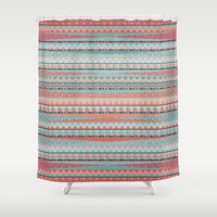 BOHO Shower Curtain by Nika