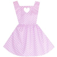 Blushing Beauty Heart Cutout Dress – Bonne Chance Collections