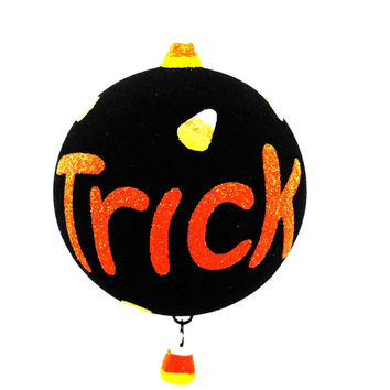 Halloween Trick Or Treat Ornament Halloween Ornament
