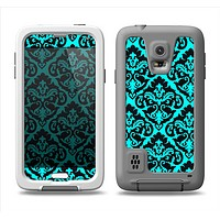 The Delicate Pattern Blank Samsung Galaxy S5 LifeProof Fre Case Skin Set