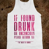 If Found Drunk