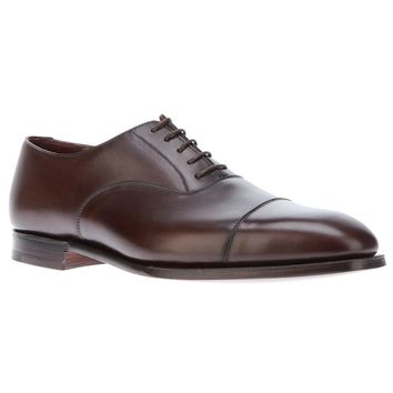 Crockett & Jones 'audley' oxford shoe