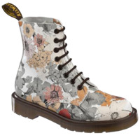 Dr Martens PASCAL SAND BOTANIC - Doc Martens Boots and Shoes