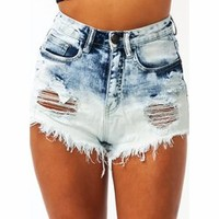 Destroyed Cut-Offs - GoJane.com