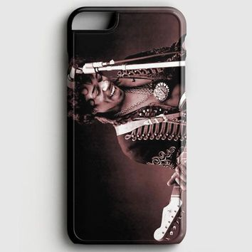 Jimi Hendrix iPhone 8 Case