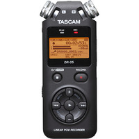 Tascam DR-05 Digital Recorder | DC Music Store