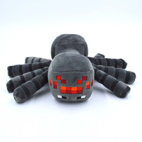 Minecraft Spider Stuffed Plush