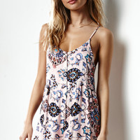Somedays Lovin Like Minds Button-Down Romper at PacSun.com