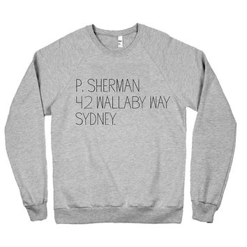 P. Sherman Pullover Sweater Finding Nemo - Limited Edition - American Apparel Unisex Sizes S, M, L, XL - Custom Color