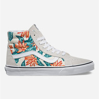 Vans Vintage Aloha Sk-8 Hi Reissue Mens Shoes Multi  In Sizes