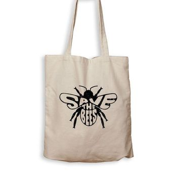 VONEC4R Save The Bees - Tote Bag