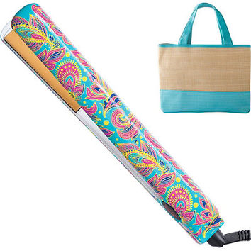 Ultra CHI Bora Bora Bloom Flat Iron