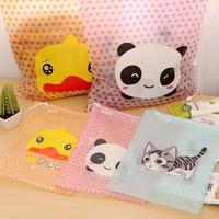 Water Resistant Cute Animals Cosmetic Bag