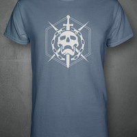 Destiny Raid Skull Emblem - Destiny Game Inspired T-shirt