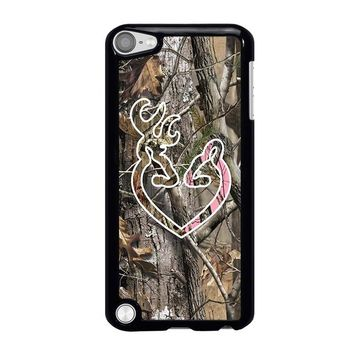 CAMO BROWNING LOVE iPod Touch 5 Case Cover