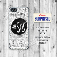 5sos, 5 seconds of summer, iPhone 5 case, iPhone 5C Case, iPhone 5S case, Phone case, iPhone 4 Case, iPhone 4S Case, Phone Skin, 0487