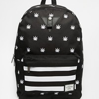 Cayler & Sons Budz 'n' Stripes Backpack