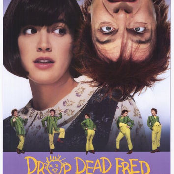 Drop Dead Fred 11x17 Movie Poster (1991)