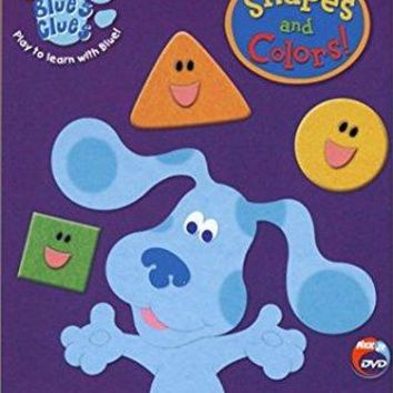 Aleisha Allen & Kathryn Avery & Bruce Caines & Elizabeth Holder-Blue's Clues - Shapes And Colors