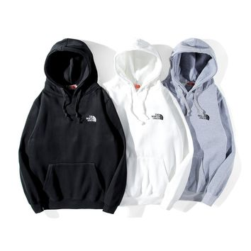 hcxx The North Face Small Box Logo Hoodie