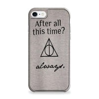 Harry Potter (always quote) iPhone 7 | iPhone 7 Plus Case
