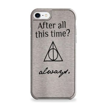 Harry Potter (always quote) iPhone 6 Plus | iPhone 6S Plus Case