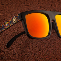Regulator Sunglasses: Neo Native Multi-Color Customs