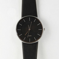 Canoe: Luna Watch - Leather Band