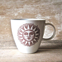 Mug Sun and Moon Moons