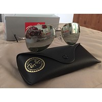 Tagre™ Cheap Ray-Ban RayBan Aviator Silver Mirror Lens Sunglasses RB3025 003/40 58MM NEW outlet
