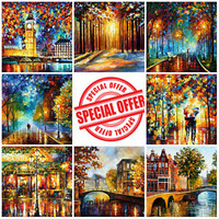 BLACK FRIDAY OFFER — Any Oil Painting On Canvas By Leonid Afremov for ONLY $108