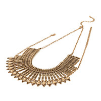 Matchstick Necklace Set