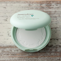 MAKE UP - No sebum mineral pact | innisfree