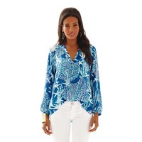 Elsa Top - Good Reef - Lilly Pulitzer